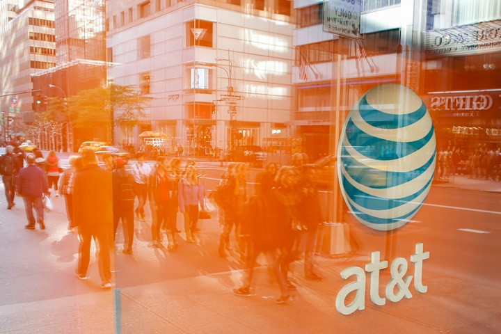 AT&T Homepage Mistakenly Warns Users of a Non-Existent Data Breach - VICE