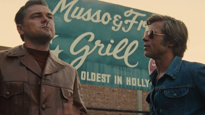 The Full Trailer for 'Once Upon a Time in Hollywood' Looks Amazing