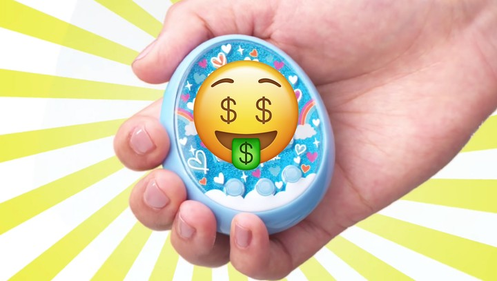 Tamagotchis Are Coming Back, But Now They'll Cost Twice As Much - VICE