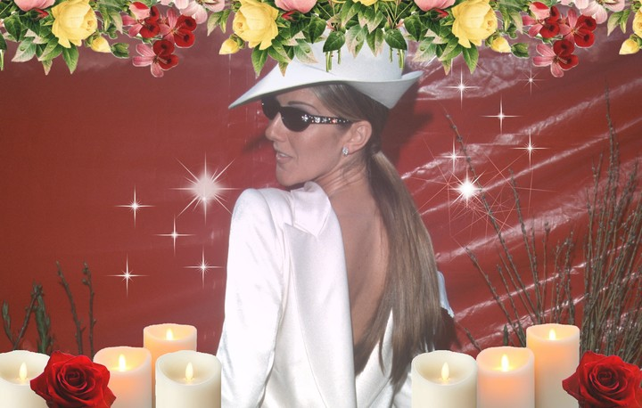 Céline Dion Is Our Patron Saint of Being Weird as Hell and Loving Yourself Anyway