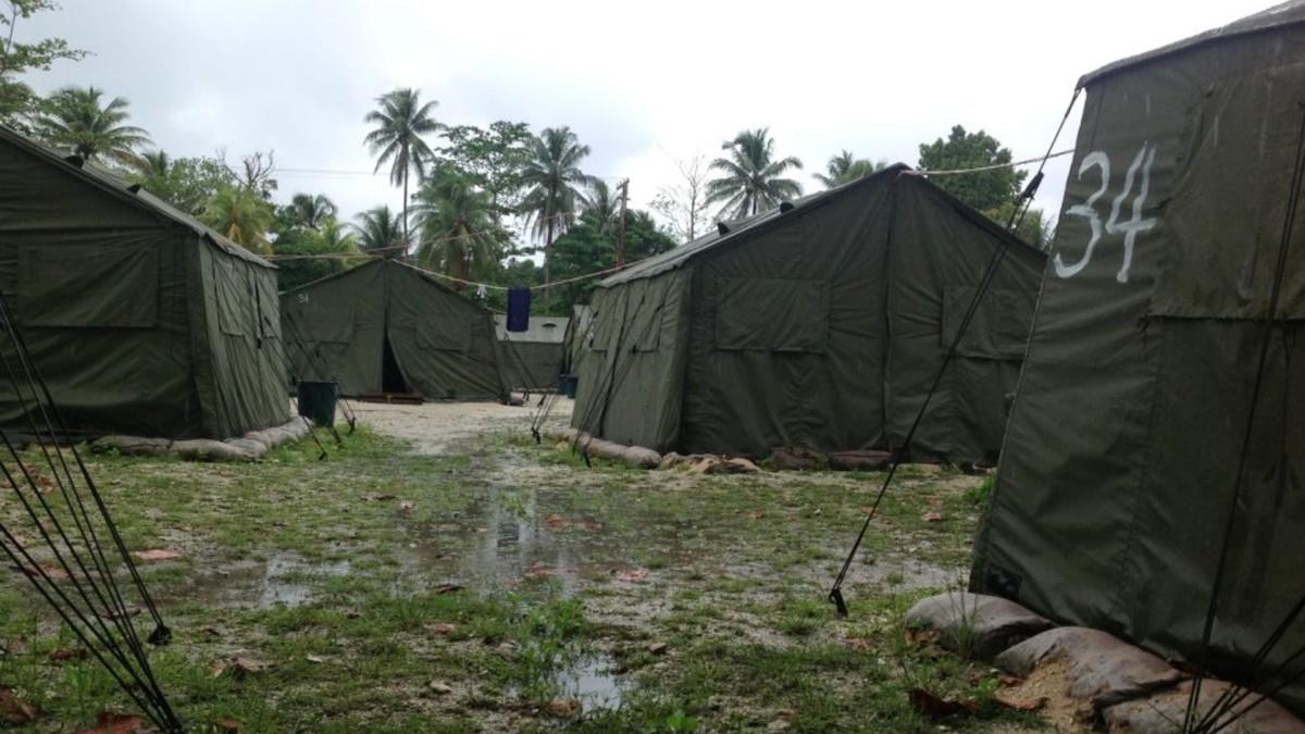 manus offshore detention centre - HD1440×810