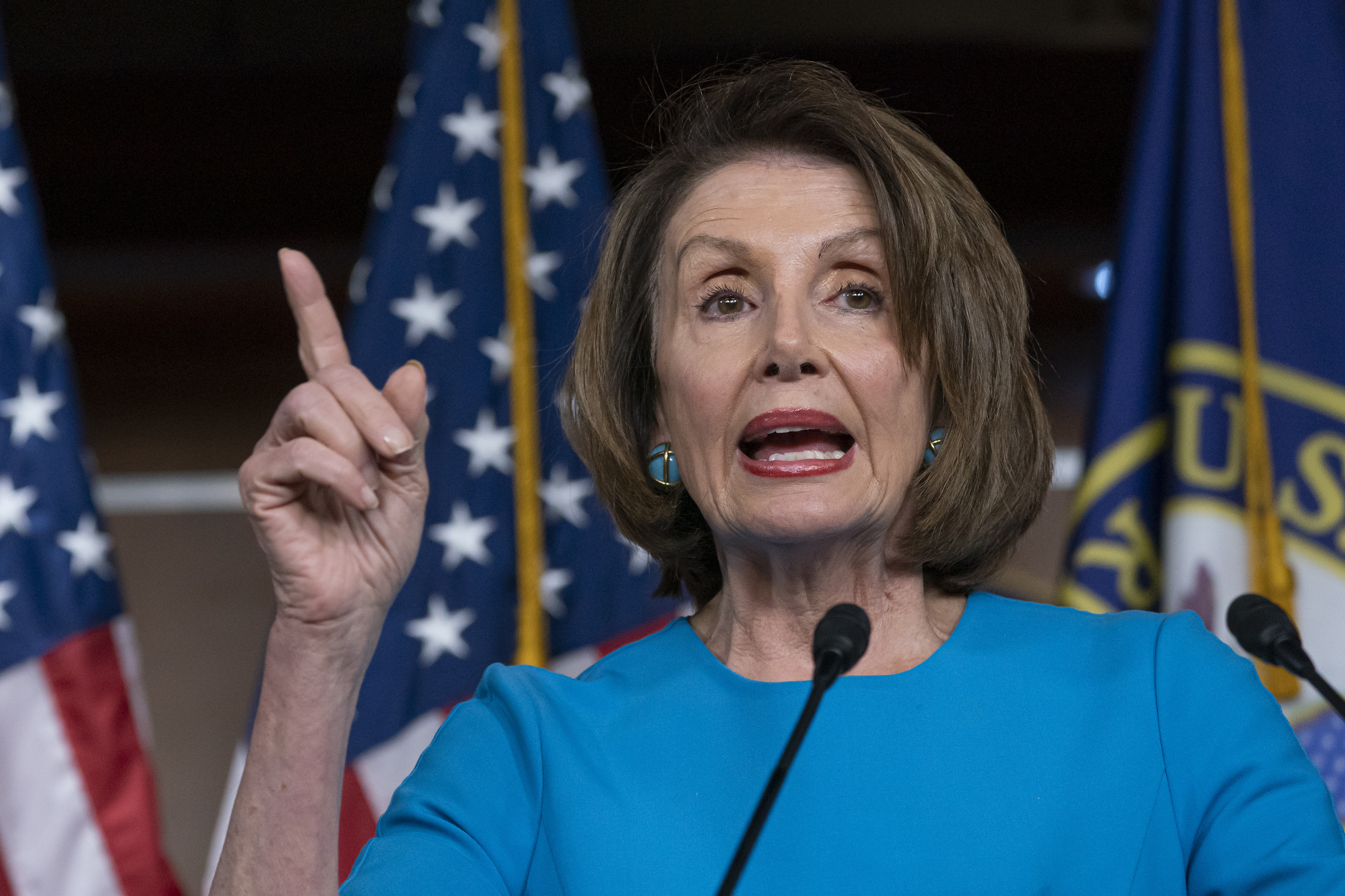 """More Democrats Are Pressuring Pelosi to Impeach Trump: """"We Don't Have Any Choices"""""""