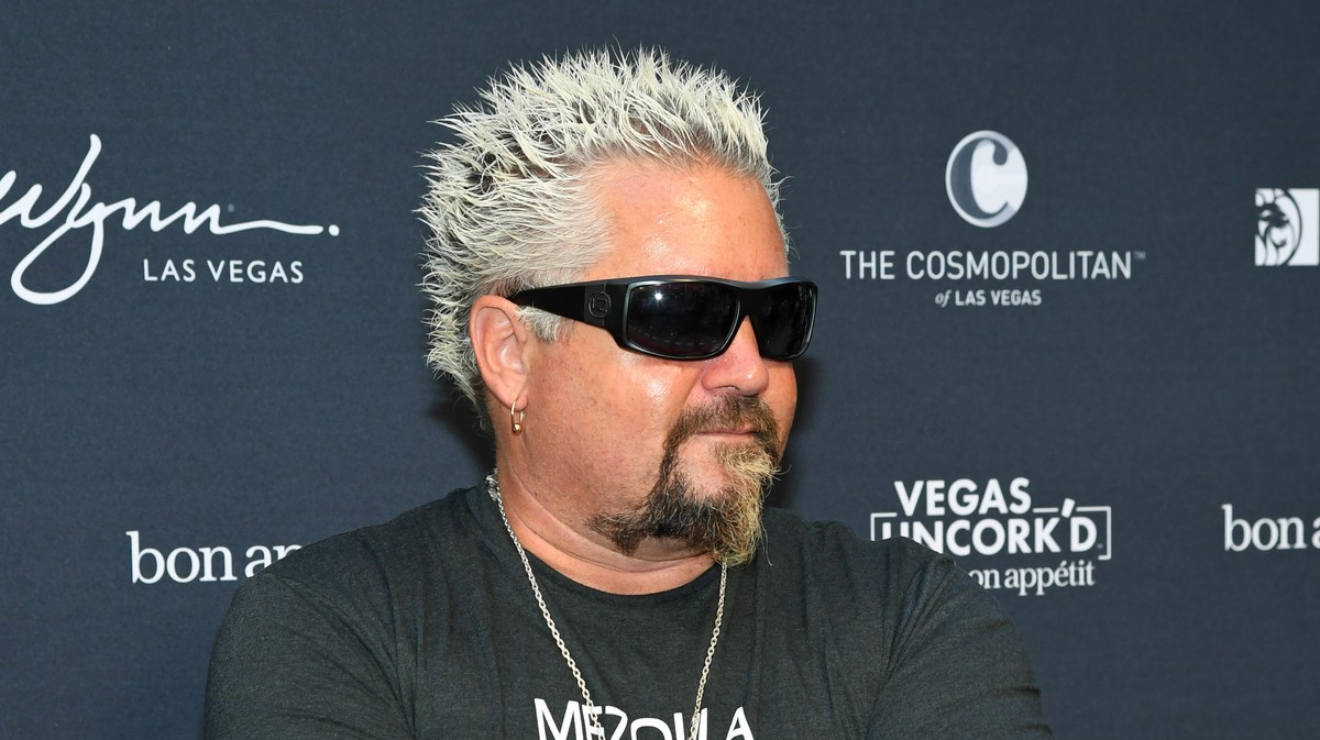 The Mysteries Of Guy Fieris Hair Have Been Revealed Vice