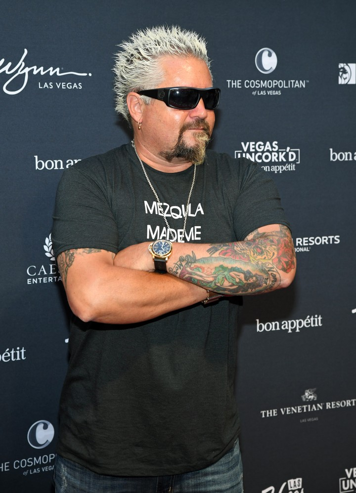 The Mysteries of Guy Fieri's Hair Have Been Revealed - VICE