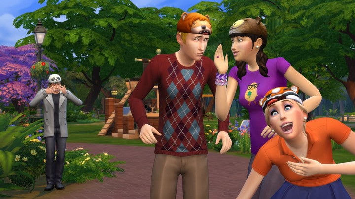PSA: 'The Sims 4' Is Free Right Now - VICE
