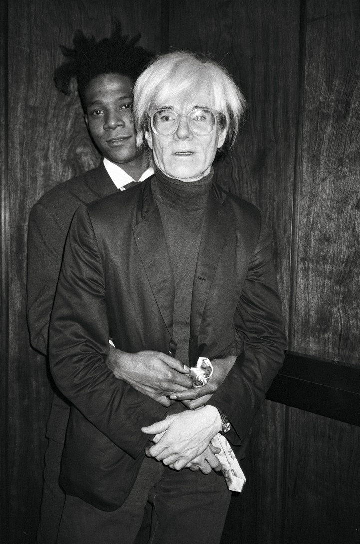 Intimate, Unseen Photos Chronicle the Complex Friendship of Andy Warhol and Jean-Michel Basquiat - VICE
