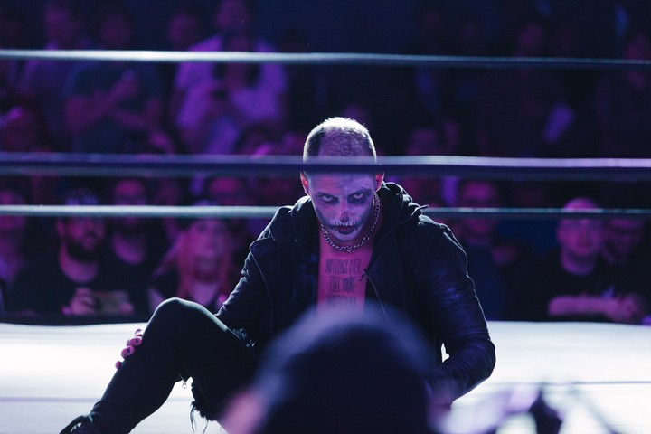The Next Generation of Professional Wrestlers Is Out for Blood - VICE