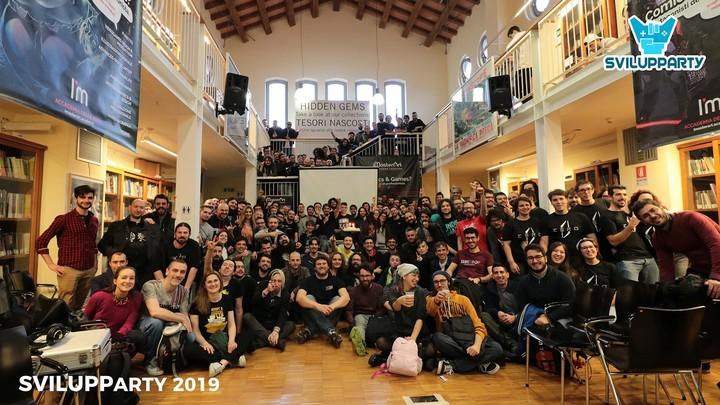 Cosa abbiamo visto a Svilupparty 2019, la festa degli sviluppatori indie di videogiochi - VICE