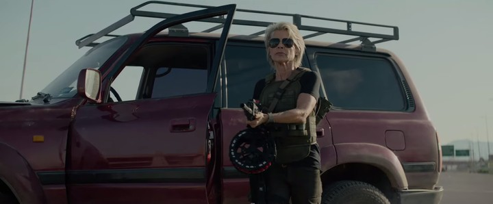 Linda Hamilton Is Back as Sarah Connor in the First Teaser for 'Terminator: Dark Fate' - VICE