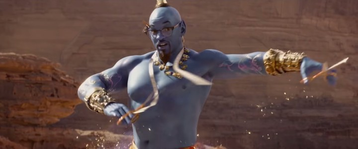 An Exhaustive Breakdown of Will Smith's Extremely Cursed 'Aladdin' Rap - VICE
