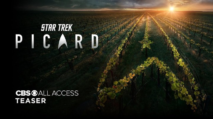 Here's Your First Look at the New 'Star Trek' All About Captain Picard - VICE