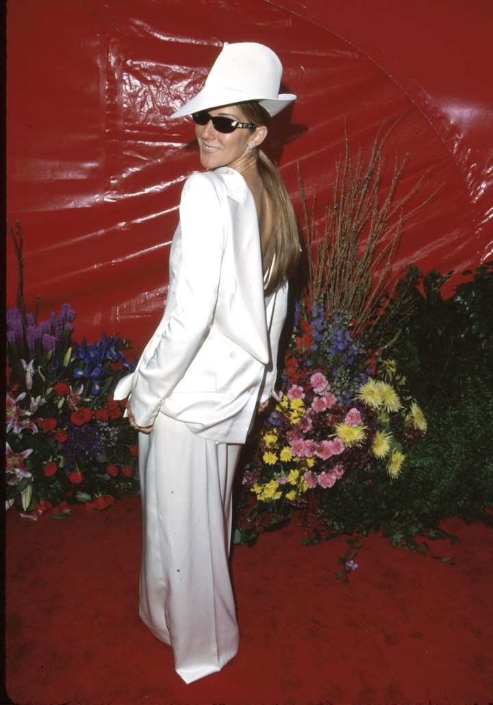 7 of Céline Dion's most iconic outfits - i-D