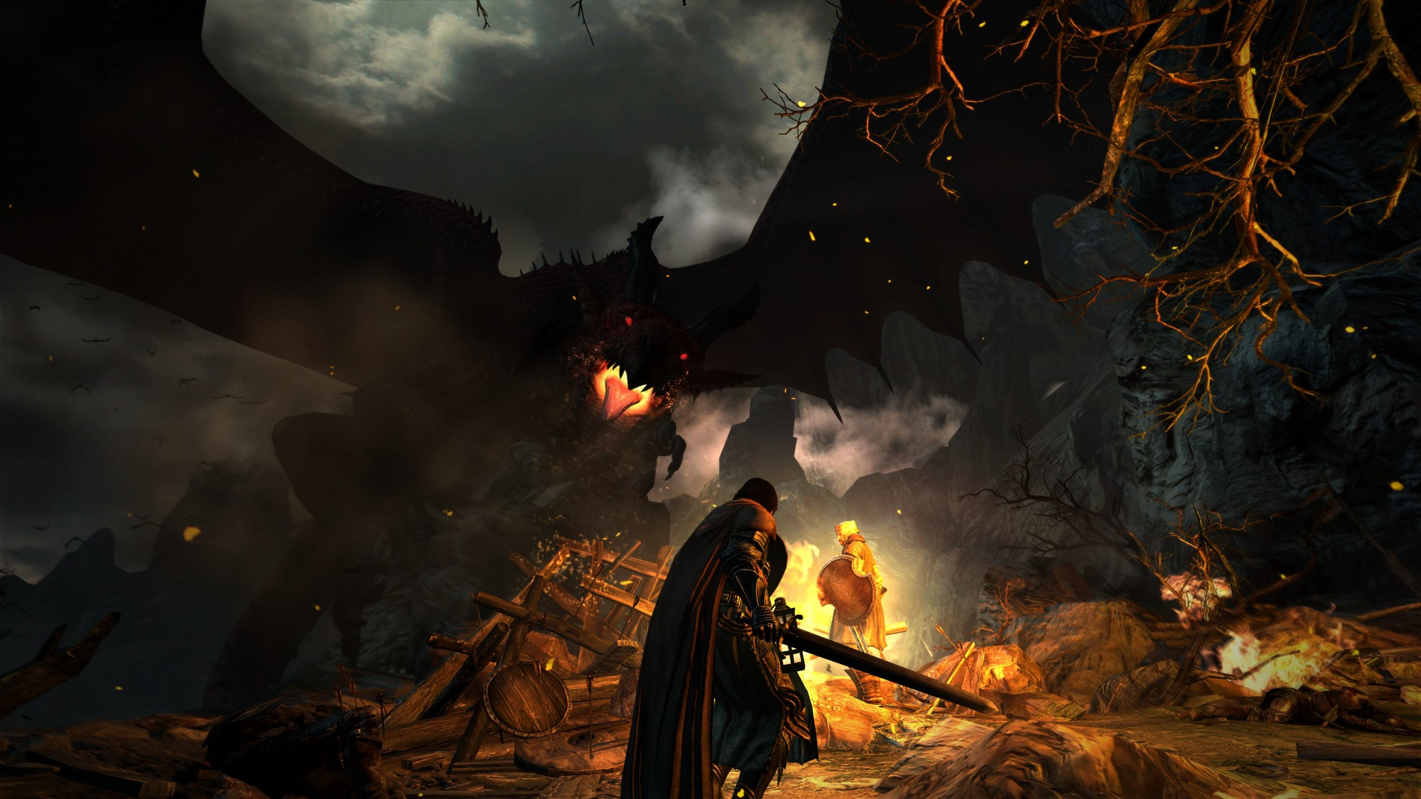 Years Later, the Ending of 'Dragon's Dogma' Remains