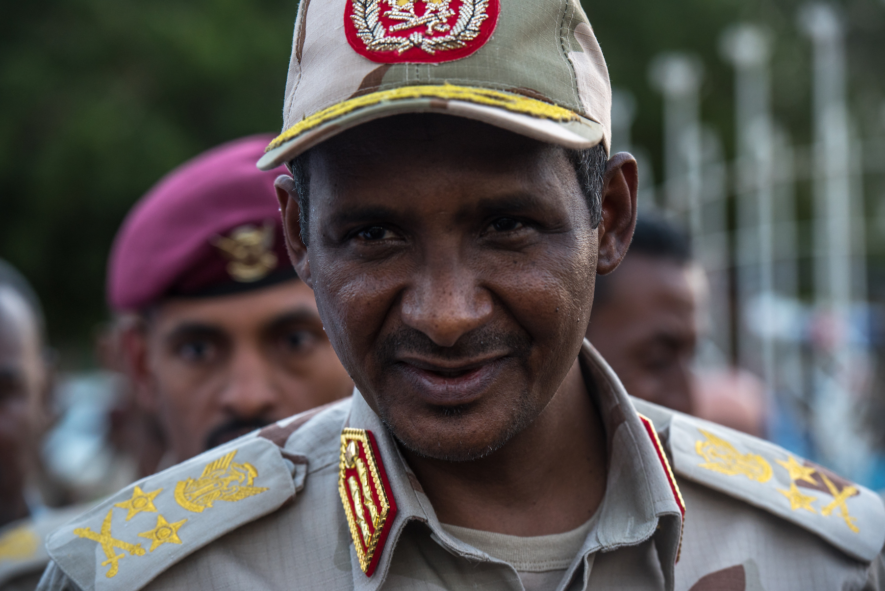 This Warlord Could Determine the Future of Sudan