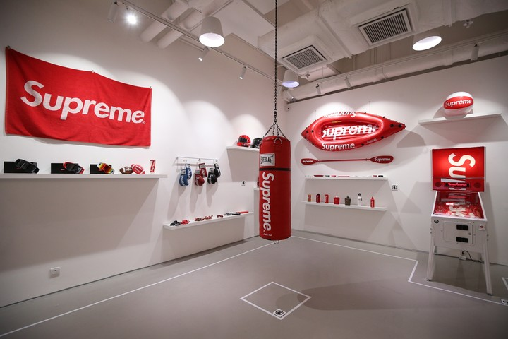 Inside the huge Supreme auction happening right now - i-D