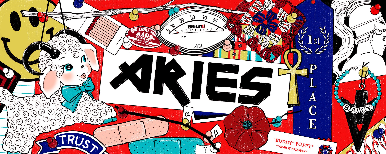 Monthly Horoscope: Aries, June 2019 - VICE