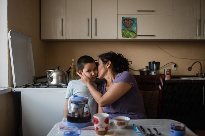 Le jour où un hôpital du Kazakhstan a transmis le VIH à 149 enfants - VICE