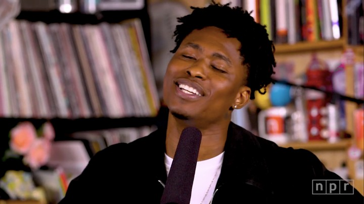 Lucky Daye's 'Painted' Is Perfect for a Tiny Desk Concert - VICE