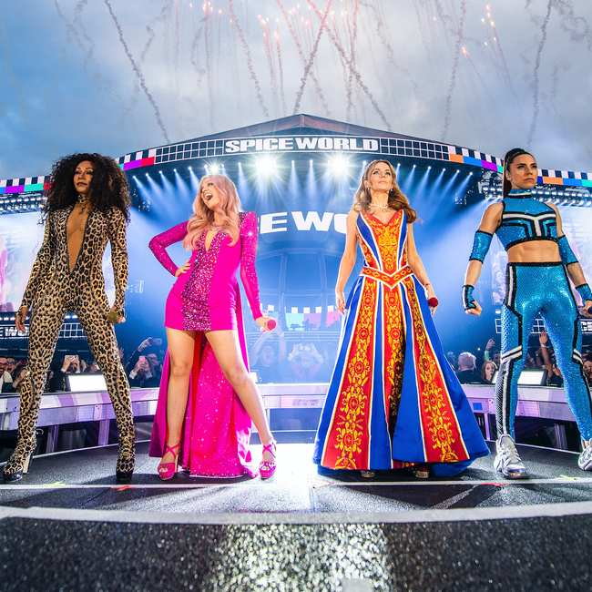 44c5ad9661 What exactly do the Spice Girls stand for in 2019?