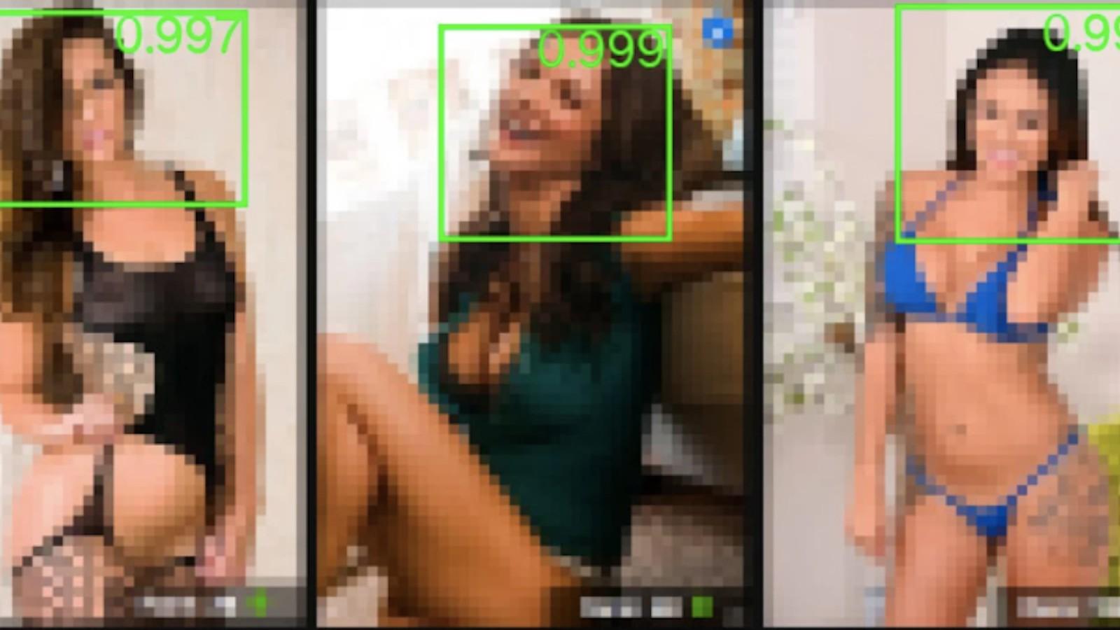 Il riconoscimento facciale nel porno è un disastro distopico