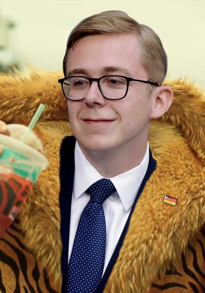 Philipp Amthor Wir Haben Uns Neue Nebenjobs Fur Den Cdu Politiker Ausgedacht