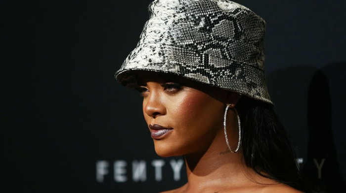 The Biggest Surprise of Rihanna's Fenty Launch Is What Inspired It