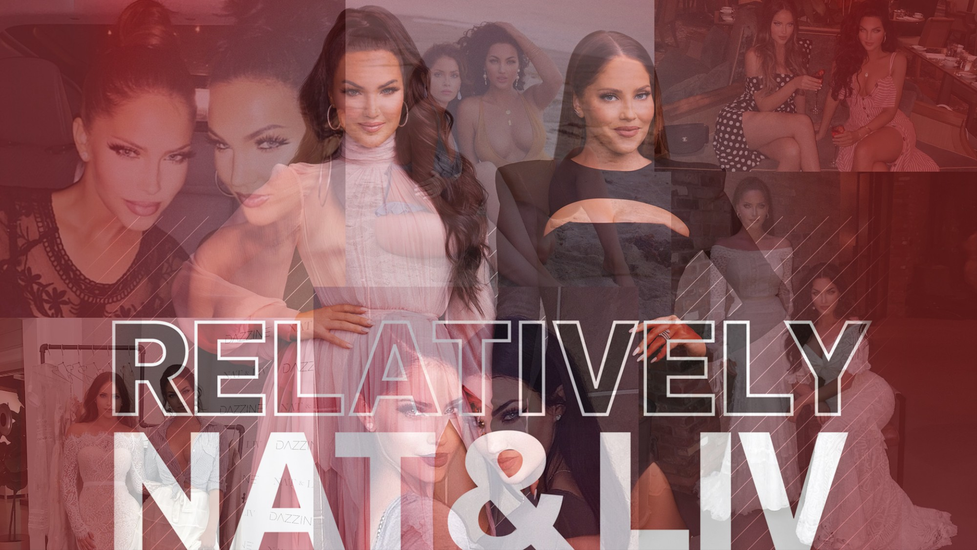 With Relatively Nat & Liv, Natalie Halcro and Olivia Pierson Hope to