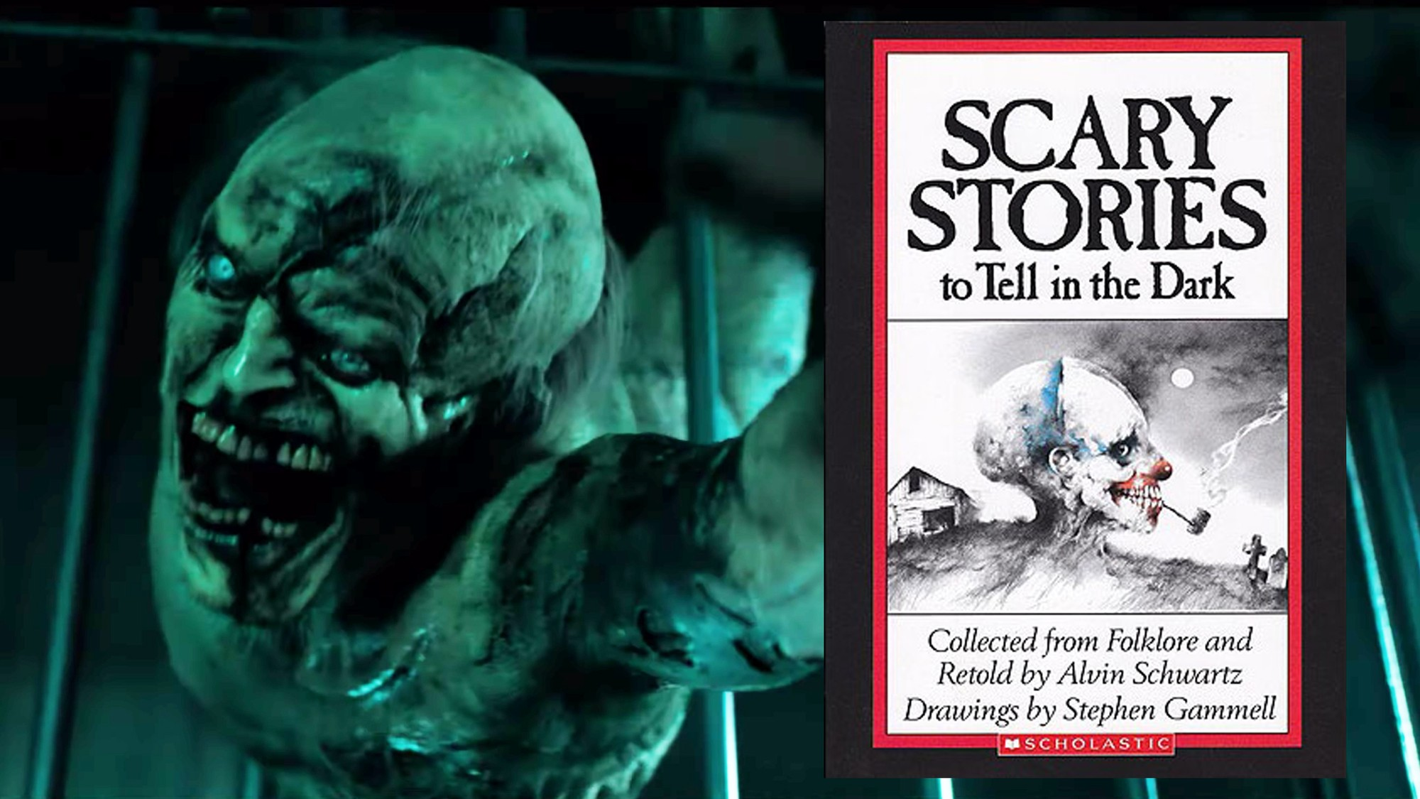The 'Scary Stories to Tell in the Dark' Trailer Will Ruin