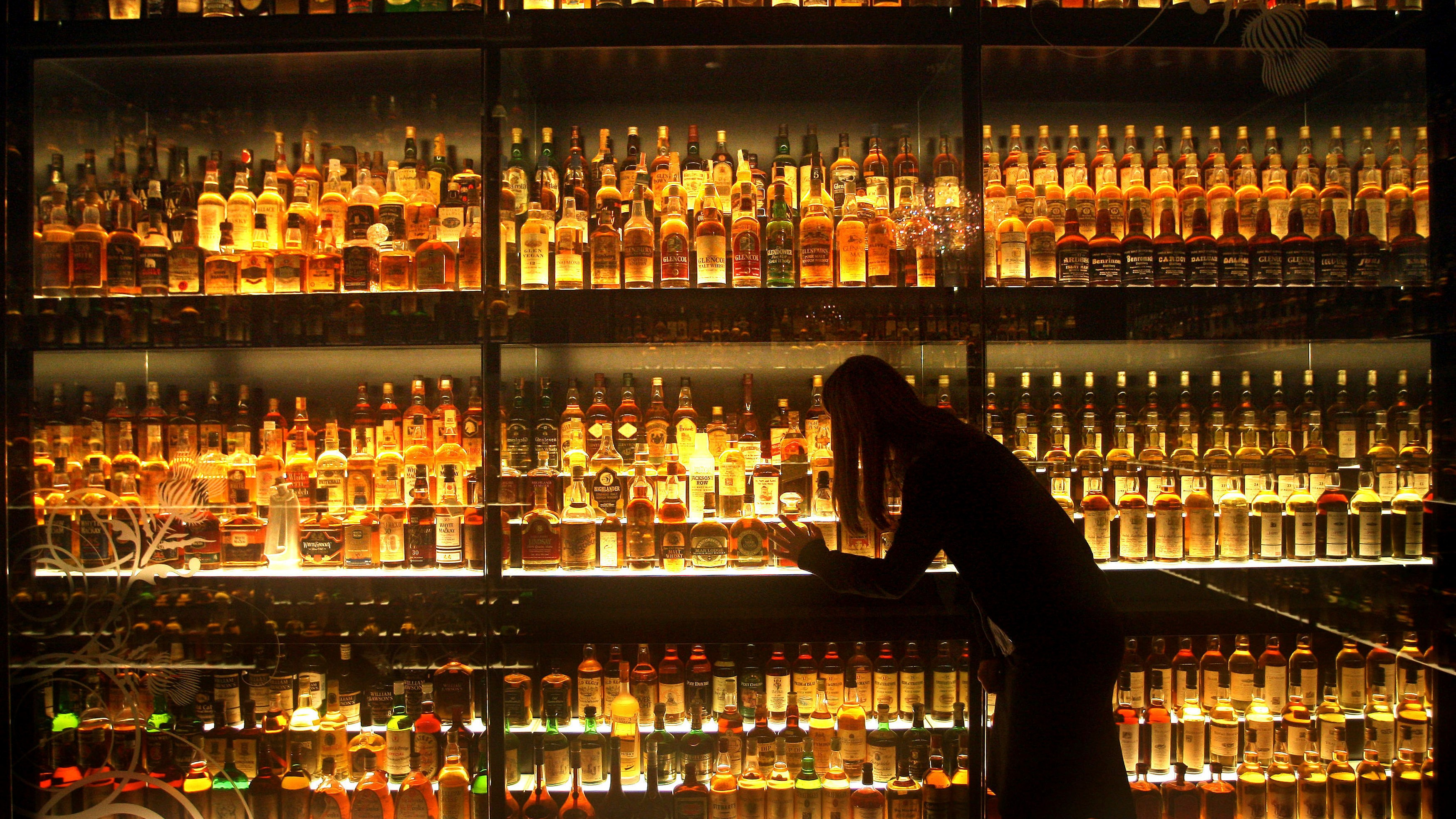 Climate Change Is Coming for Your Scotch