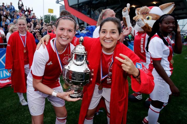 Le football féminin est un modèle d'inclusion et de tolérance - VICE