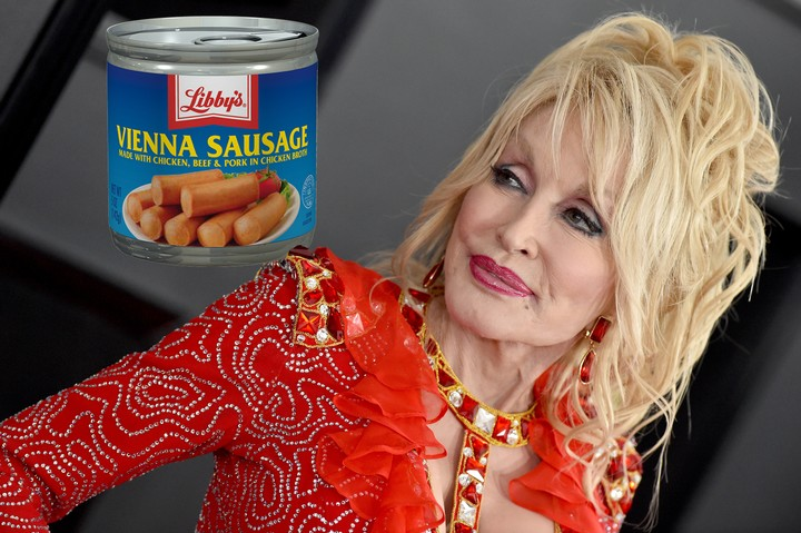Dolly Parton Has Revealed Her Weird Meat Snacking Habits - VICE