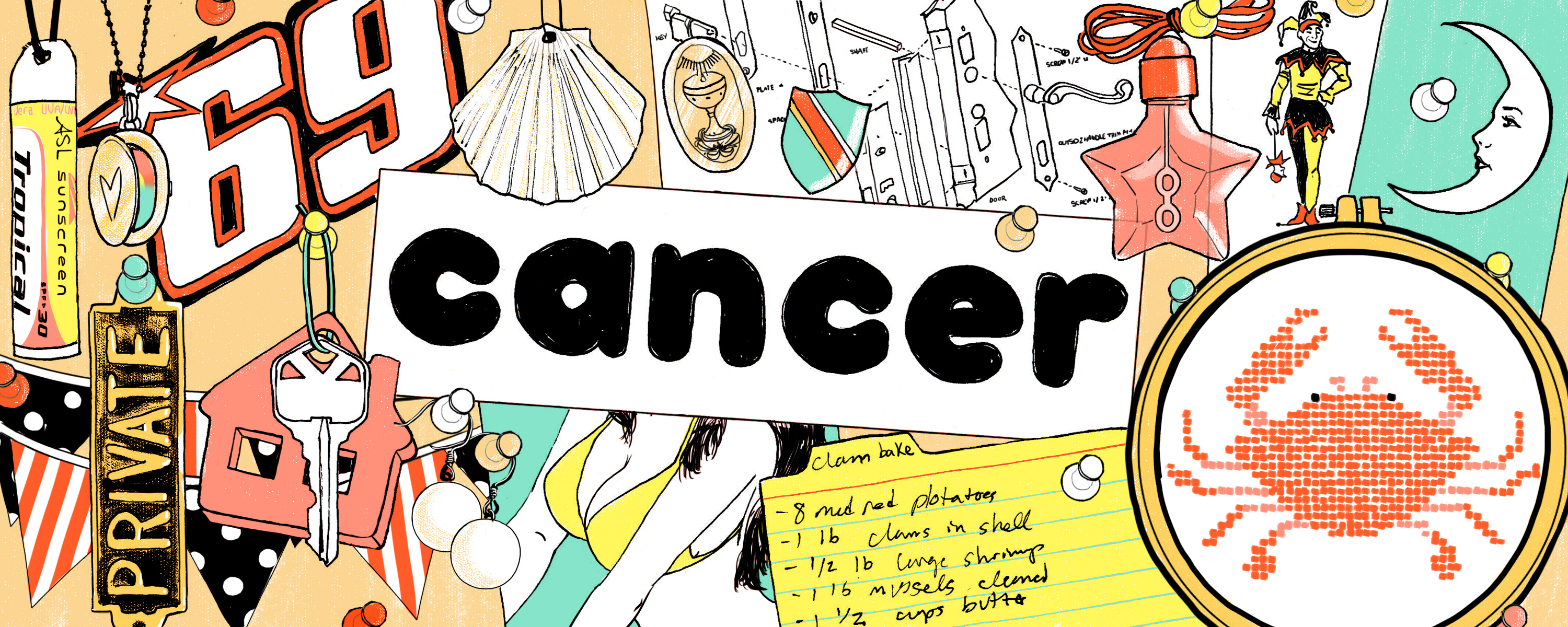 Monthly Horoscope: Cancer, July 2019 - VICE