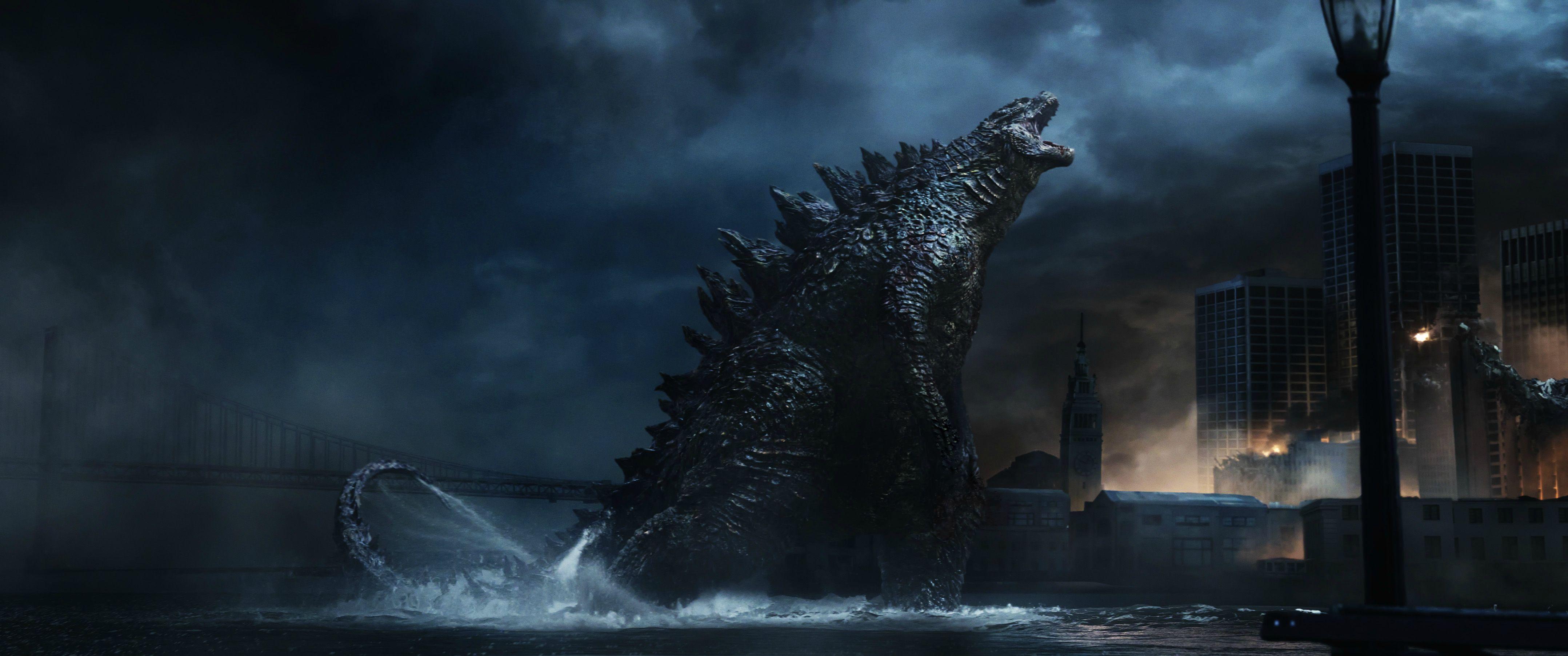 The Underrated Terror of 2014's Polarizing 'Godzilla' - VICE