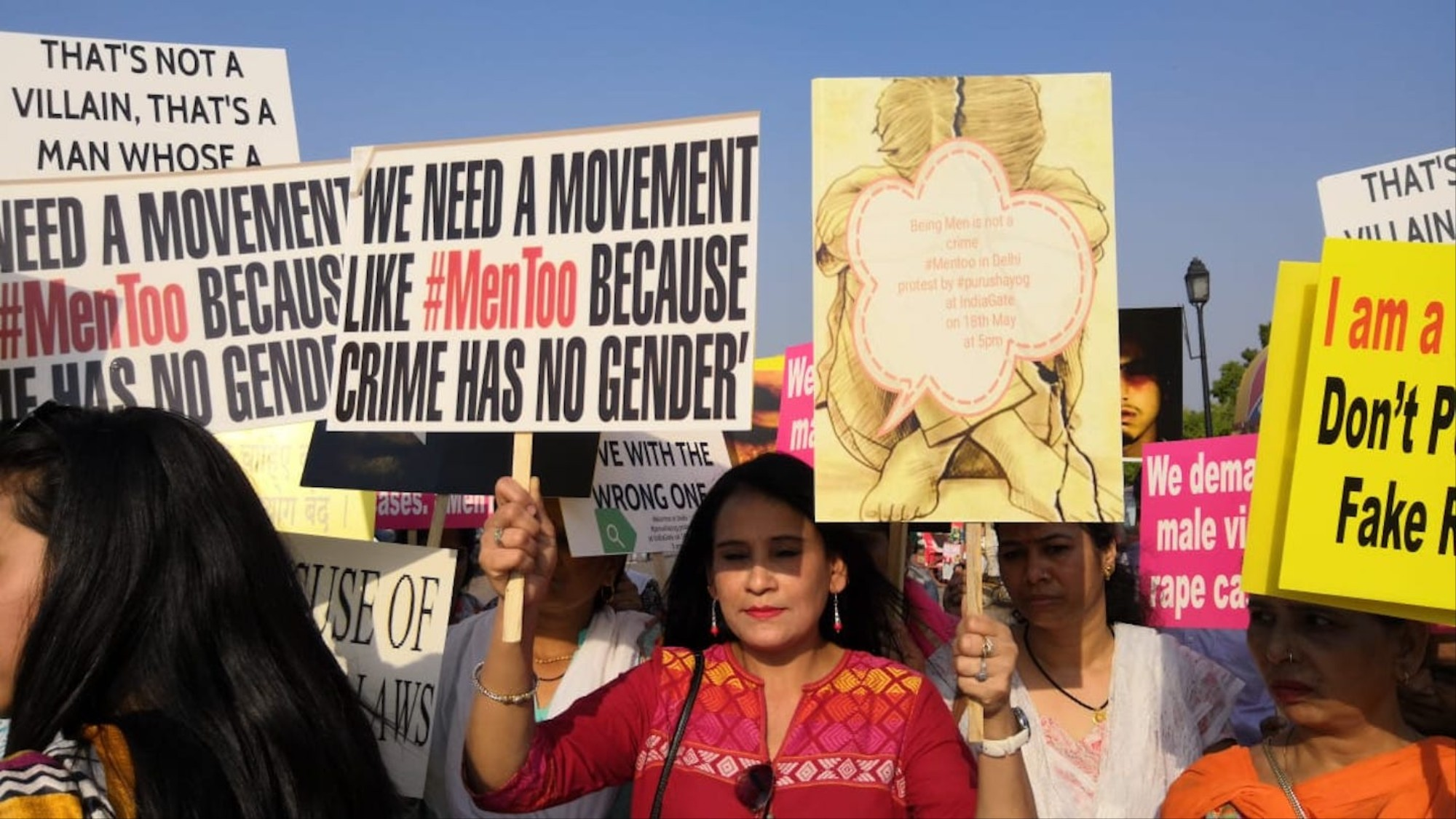 MeToo Has Shaken Up Men's Rights Activism in India, and The