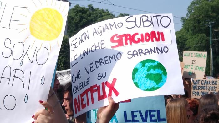 Il Senato italiano non ha voluto dichiarare lo stato di emergenza climatica