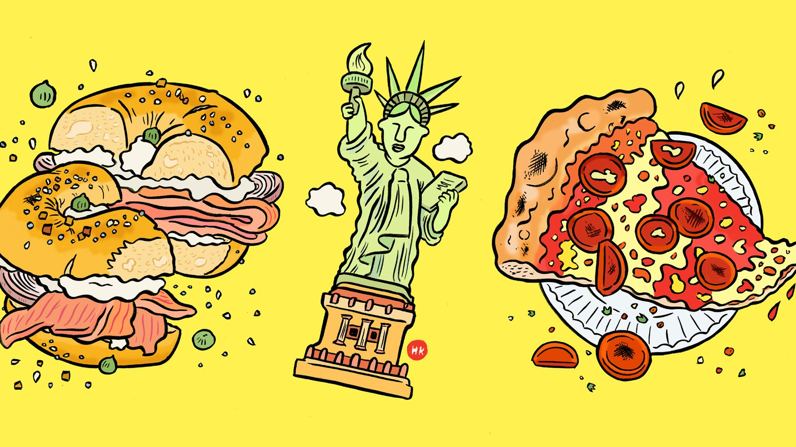 The Best Places for Late-Night Eats in NYC