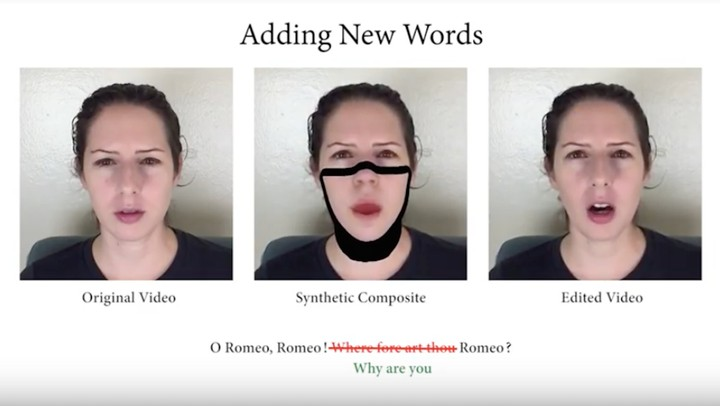 Researchers Can Make People Say Anything in Videos by Rewriting Their Words