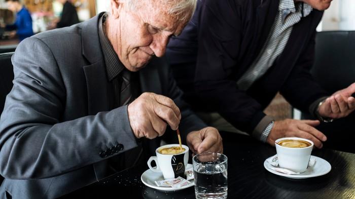 Le Kosovo a un petit faible pour le caffè macchiato