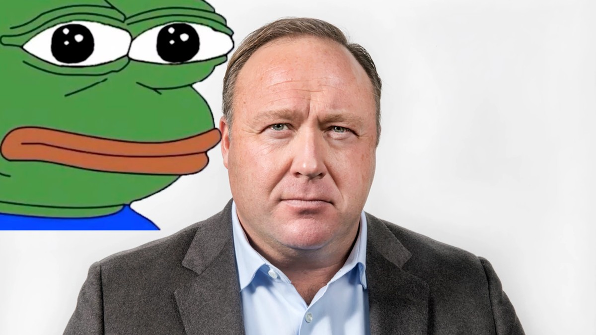 InfoWars Agrees to Pay Pepe the Frog Creator $15,000 in Copyright Settlement