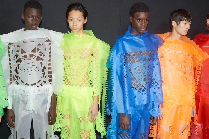 Craig Green turns to Mexico for inspiration in his latest collection - i-D