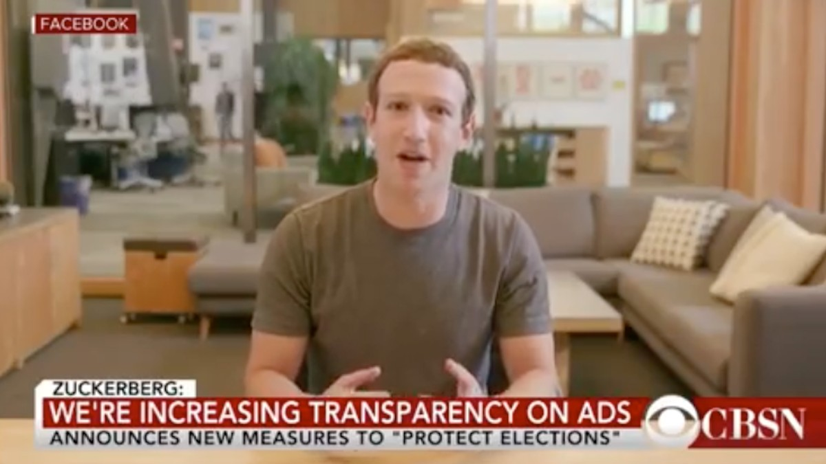 This Deepfake of Mark Zuckerberg Tests Facebook's Fake Video Policies