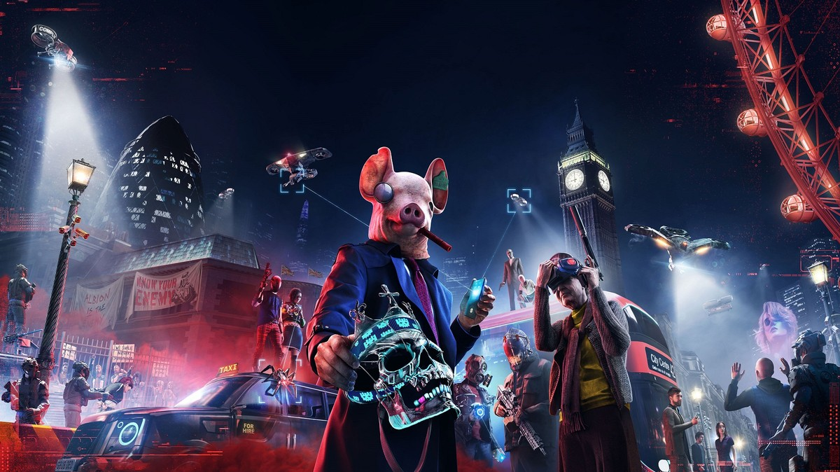 Here's What We Learned About 'Watch Dogs: Legion' After an Hour with the Game