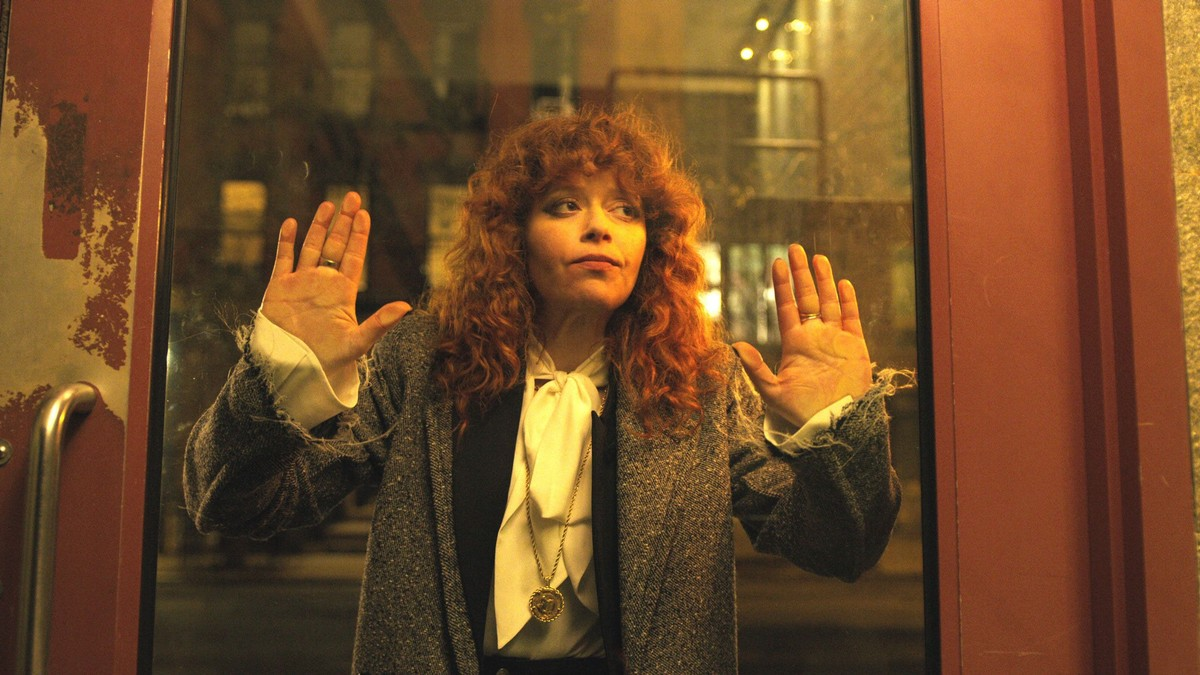 a second season of 'russian doll' has been confirmed