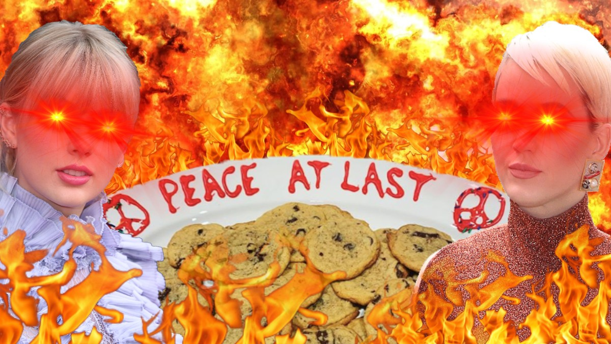 Sorry Taylor Swift, Those Are the Cookies You Bake For Your Enemies
