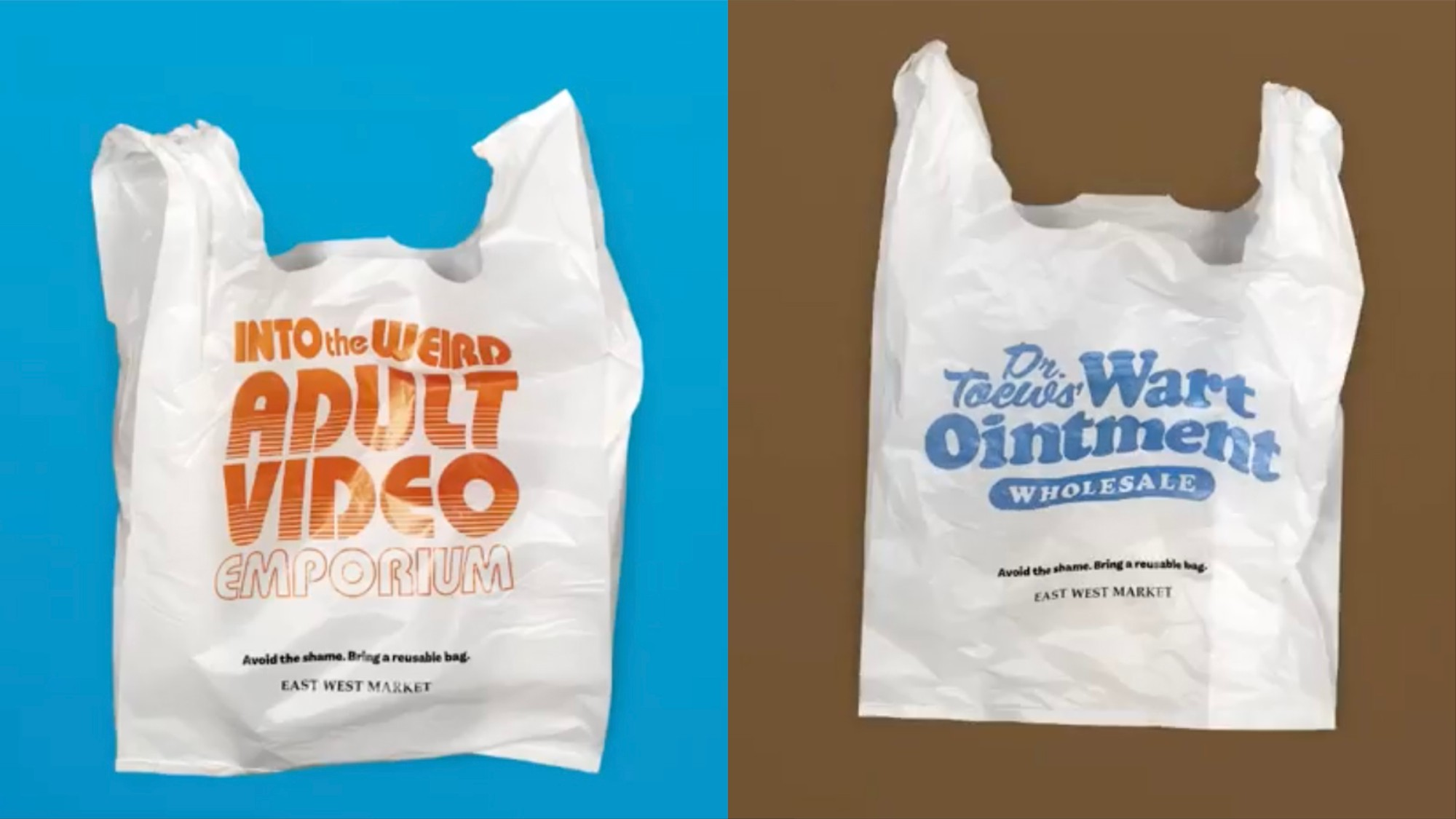 Supermarket S Plan To Cut Waste With Embarrassing Plastic