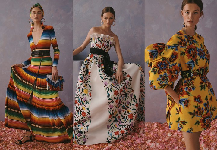 Carolina Herrera accused of cultural appropriation by the Mexican government - i-D