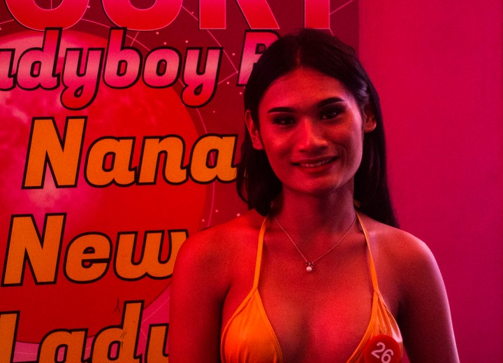 A Behind the Scenes Look at Thailand's 'Ladyboy' Sex Industry - VICE
