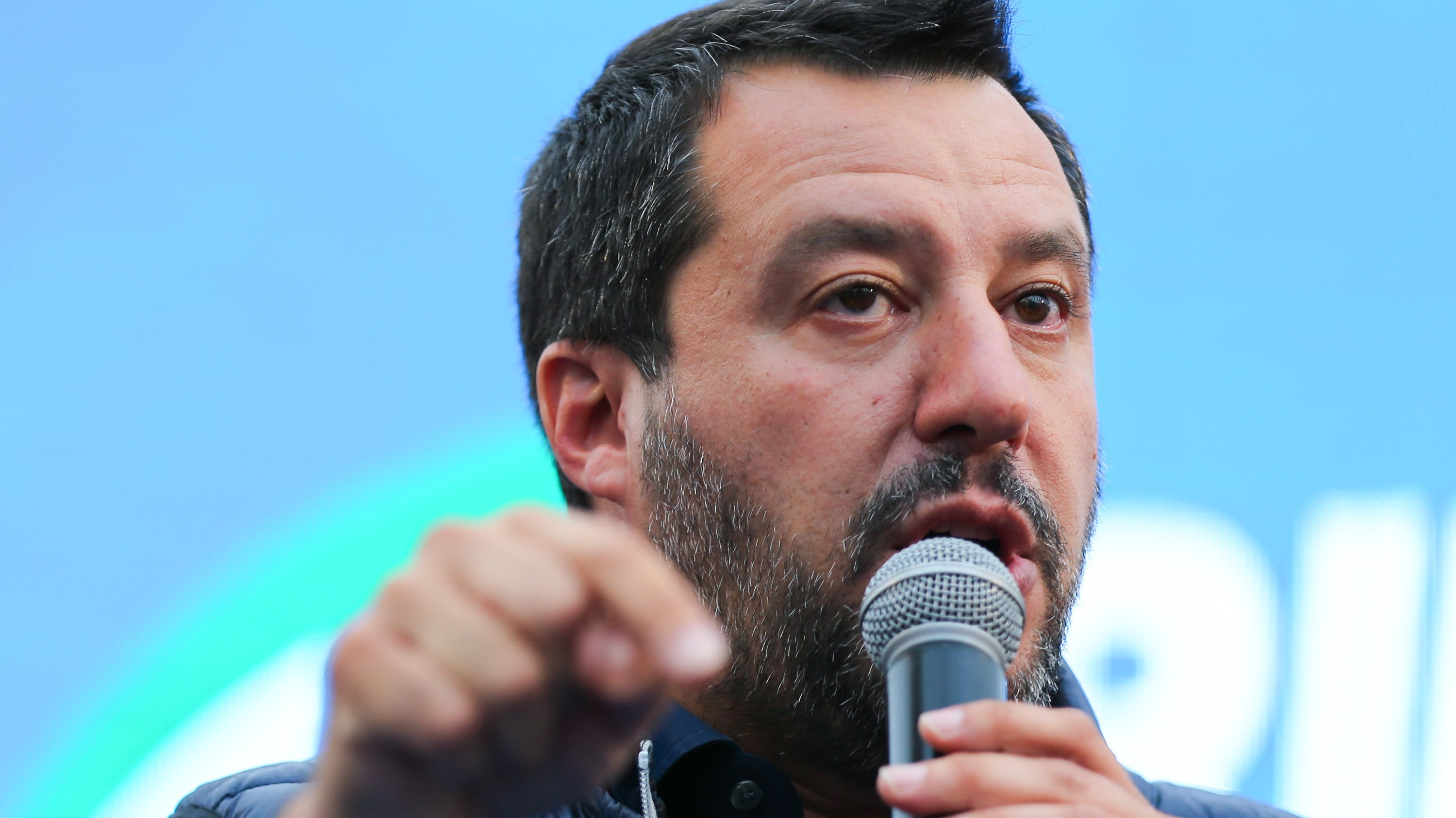 Italy's Far-Right Interior Minister Wants to Send a Boat Full of Migrants Back to a War Zone