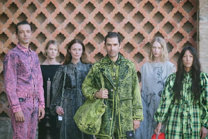acclaimed artist sterling ruby turns fashion designer - i-D