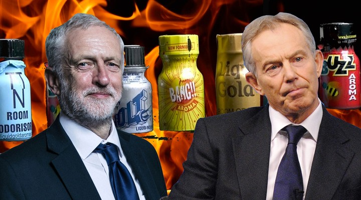 we speak to the author behind 'red tory: my corbyn chemsex hell' — a satirical slice of pro-communist erotic fan fiction